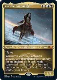Zur the Enchanter (Foil Etched)