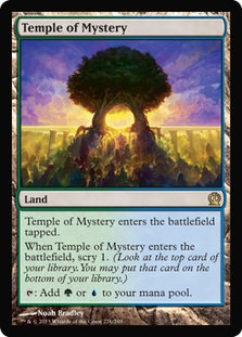 Temple of Mystery (Theros)