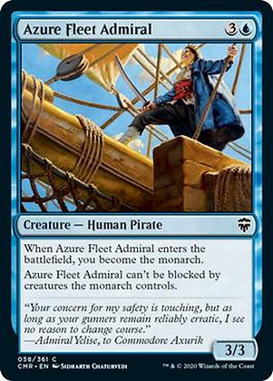 Azure Fleet Admiral (CMR)