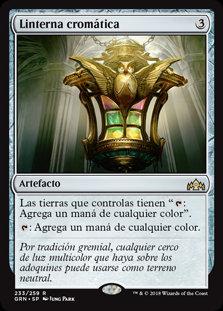 Chromatic Lantern / Español