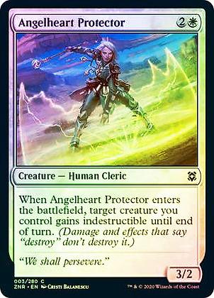 Angelheart Protector (ZNR) / Foil