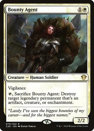 Bounty Agent (C20)