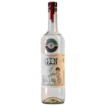 Gin Franklin #1 - Destilados Quintal