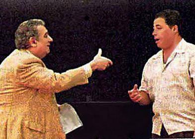 Opera/Study with Placido Domingo