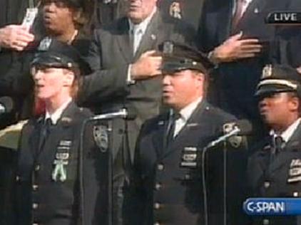 "2001 ""Prayer for America"" & Ground Zero memorial"