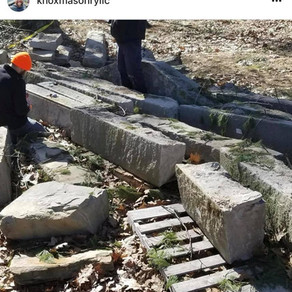 Cemeteries, Historic Masonry and Knox Masonry