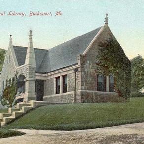 Buck Memorial Library Restoration, Bucksport, Maine