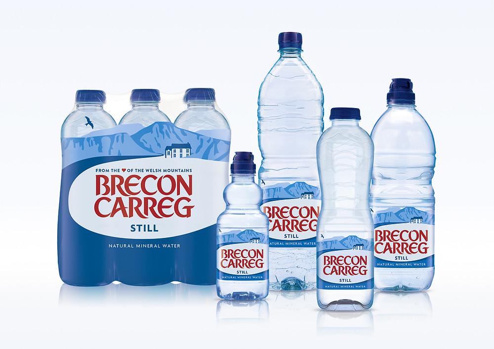 New branding for Brecon Carreg