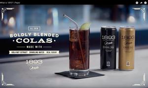 Pepsi Nostalgia - for a 'new' product?