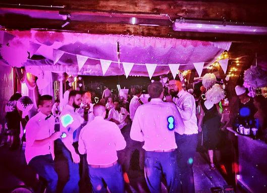 Leiferde Vereinsheim Hochzeit DJ Kevin C
