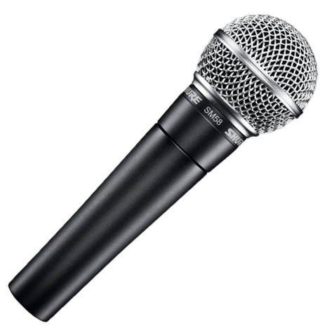 Shure SM58 LC Mikrofon