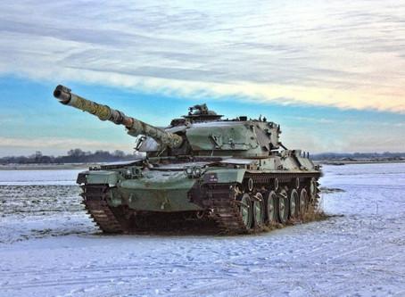 Synbiosys wins DASA Phase 2 tank stopping bid