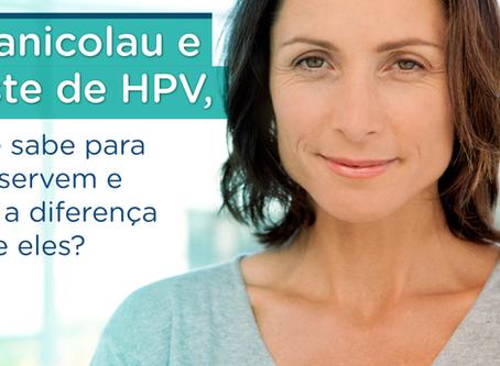 A importância do teste de HPV e do Papanicolau para prevenir o câncer de colo de útero