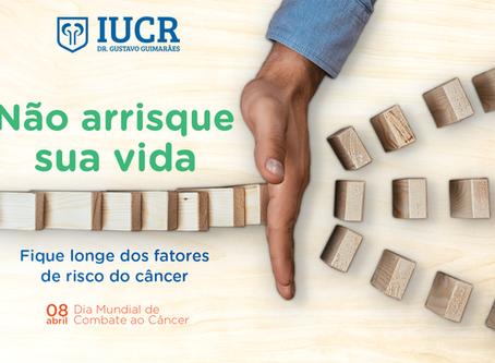 90% dos casos de câncer estão relacionados a fatores ambientais.