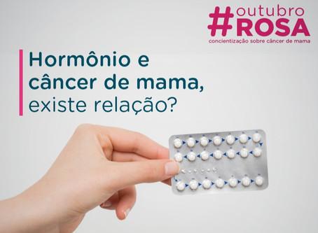 Hormônio e câncer de mama, qual a relação?