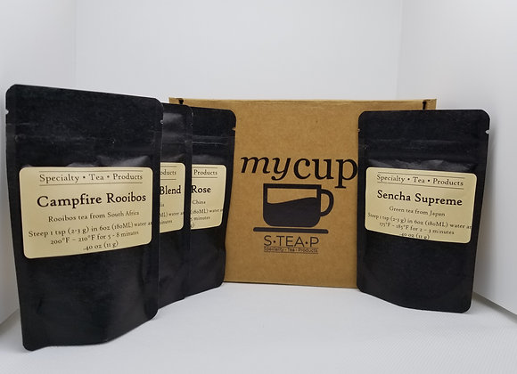 mycup Sample Boxes