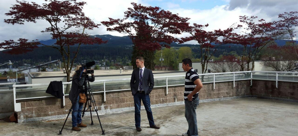 vancouver interview