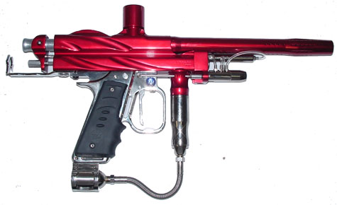 Paintball-gun-red