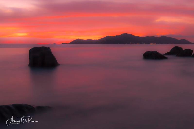 L'île de Pralin