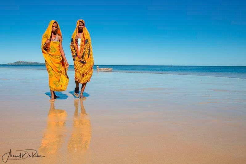 Femmes malgache