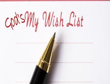 God's Wish List