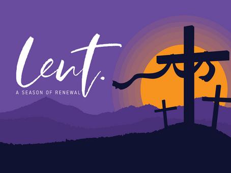 Lent Reflections @ CEC 2021  3/26/21