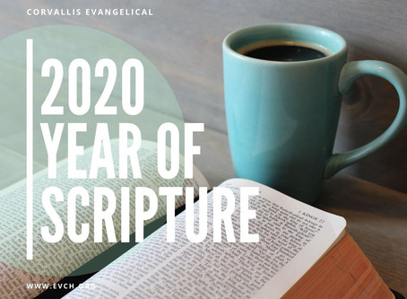 Scripture Reflections @ CEC by Karen Callis