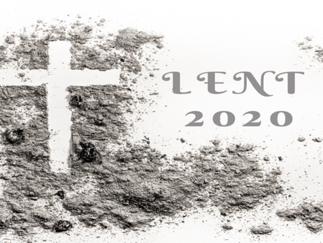 Lent Reflections @ CEC  (3/14/20)