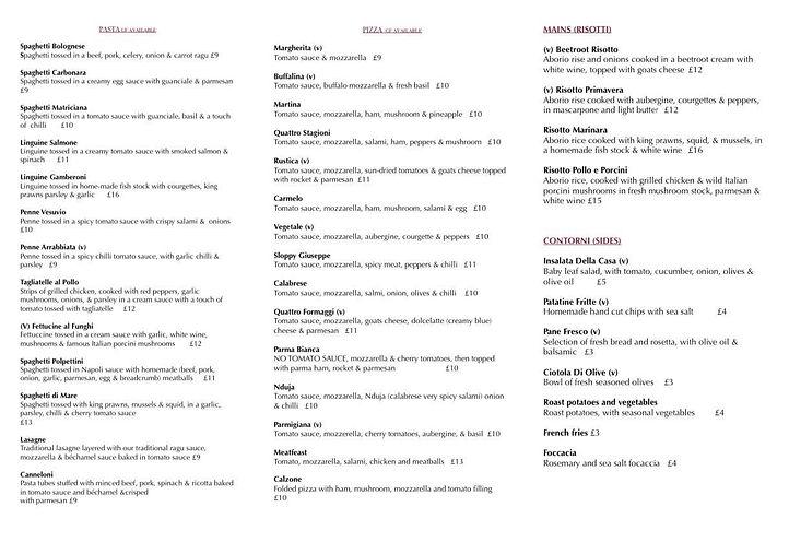 New carmelos menu June 21 pt 2.jpg