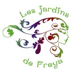 logo les jardins de Freya