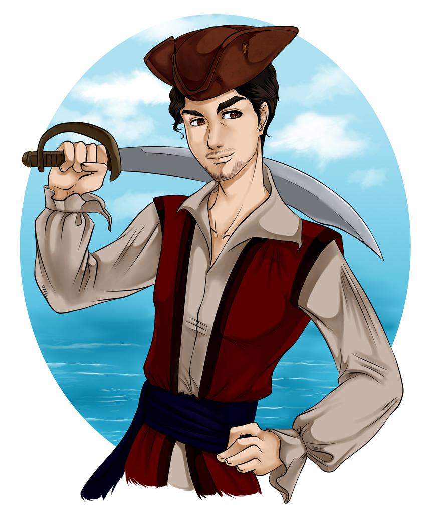 Pirate Gentleman