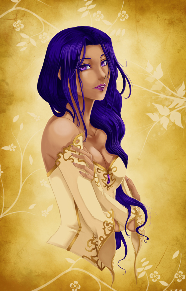 Buste Irisia