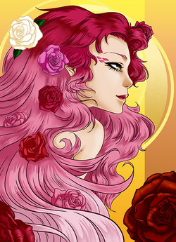 La Rose infinie