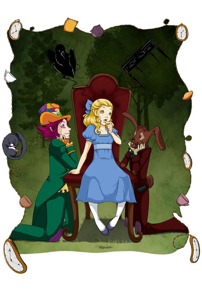 Alice devinette