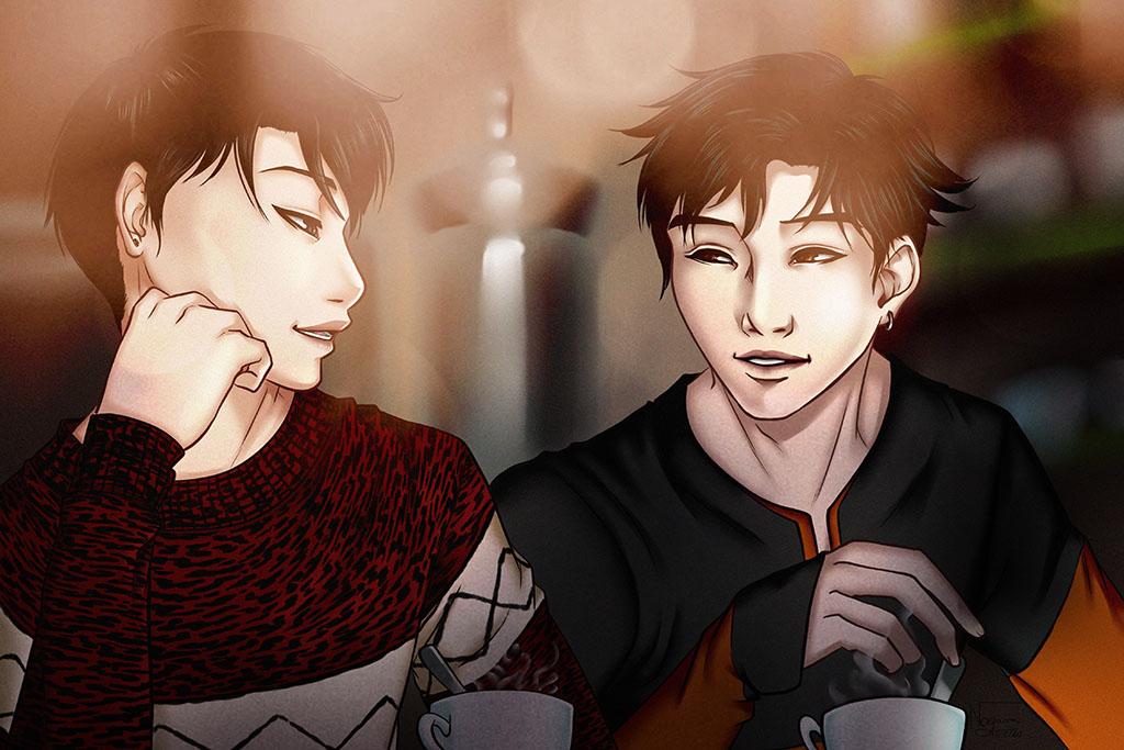 Winter Shin et Eunji