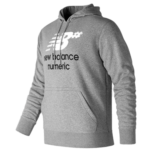 New Balance Numeric Logo Stacked Hoodie