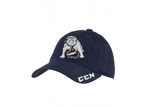 Ice Dogs CCM Navy Cap