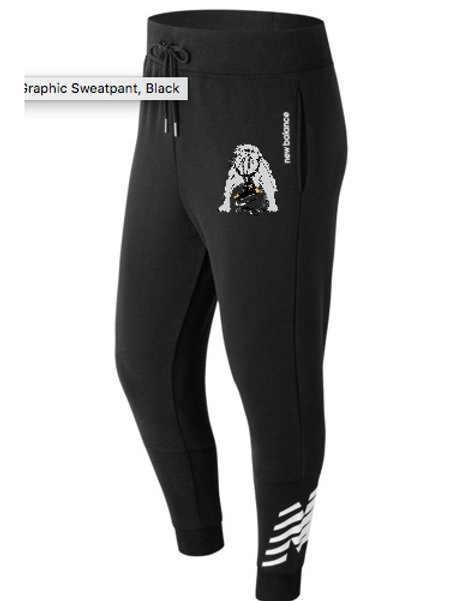 New Balance Essentials Graphic Sweatpant