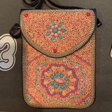 Beaded Crossbody Bag #3