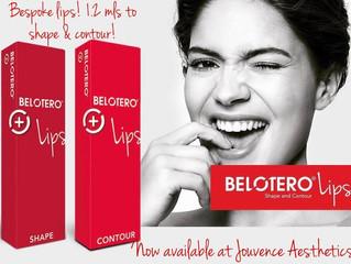 New - Belotero Lips!
