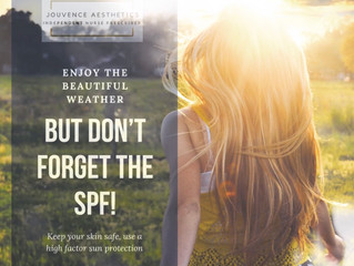 Jouvence Aesthetics - Sun Safety at home