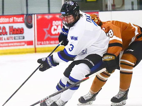 Former Wolves Trio Complete; Faas Shores Up Stangs Defense