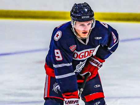 Stangs Return Second D-man; Tate Jenson Signs