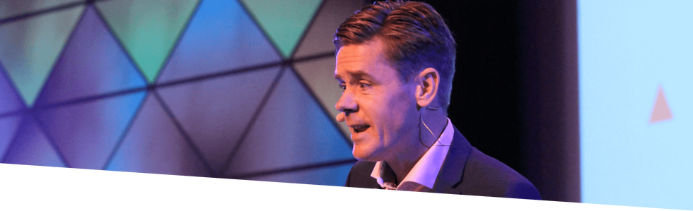 Wolter Smit Keynote at TOPdesk SEE 2018