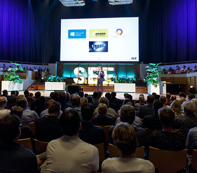 Wolter Smit Keynote TOPdesk SEE 2016