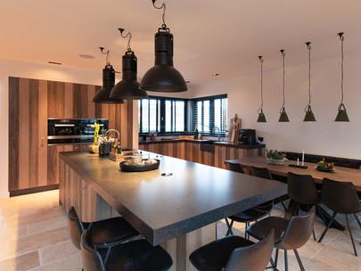 Maatwerk in keukens