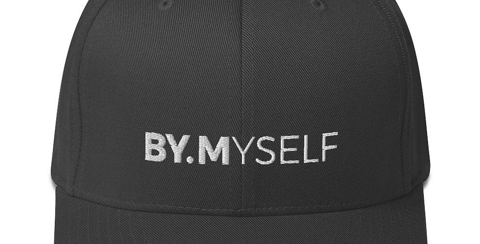 Dark grey Cap BY.MYSELF