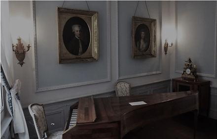Reconstruction Historic Interior