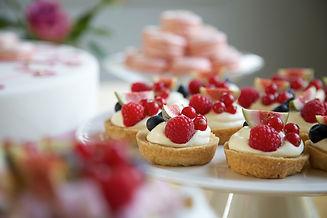 Luxe taartjes