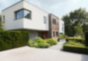 Wix vastgoed website